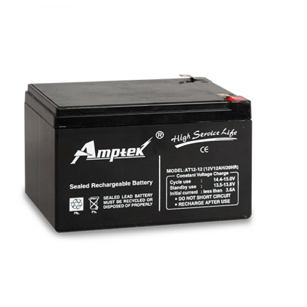 SMF Industrial Battery 12V12