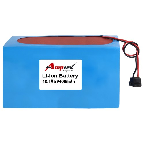 Li-ion Battery Pack 48.1v 59400mah