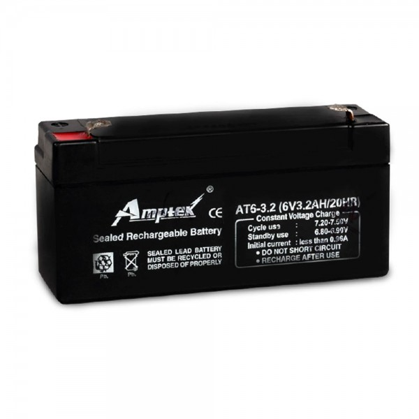 SMF Industrial Battery 6V3.2